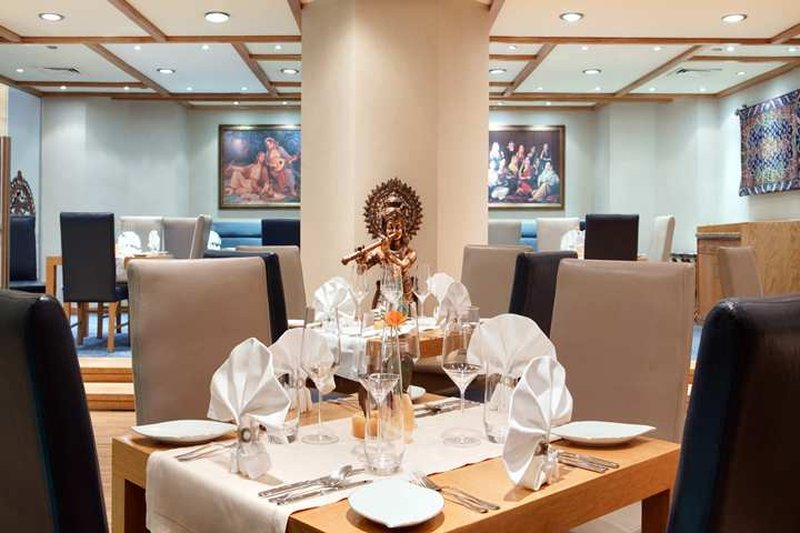 Ramses Hilton Gastronomía
