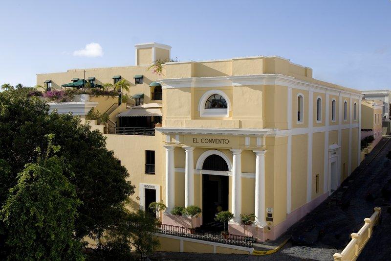 Hotel El Convento Fasad