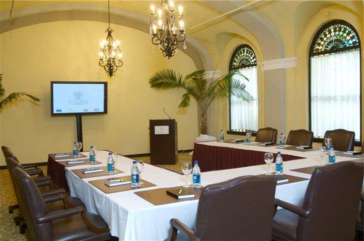 Hotel El Convento Konferensrum