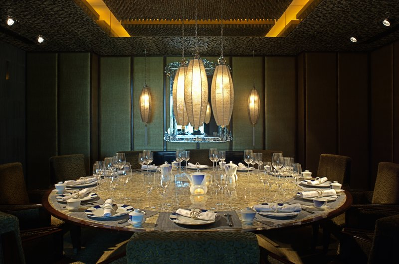 Taj Palace Hotel Gastronomia