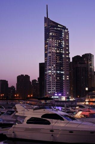 Dusit Residence Dubai Marina - Exterior View