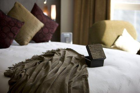 Dusit Residence Dubai Marina - One Bedroom Apartment