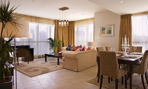Dusit Residence Dubai Marina - Three Bedroom Apartment