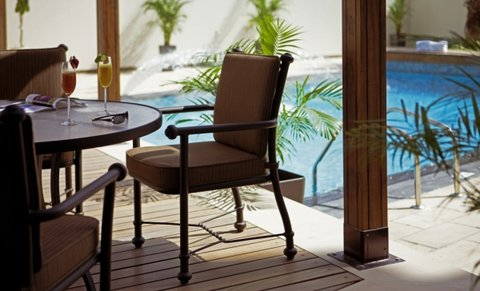 Dusit Residence Dubai Marina - Pool View