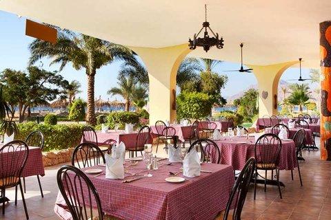 Hilton Nuweiba Coral Resort - Restaurant