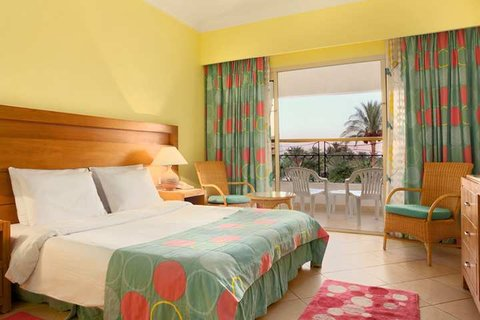 Hilton Nuweiba Coral Resort - Guest Room