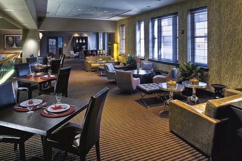 The Magnolia Hotel Dallas - Bar Lounge