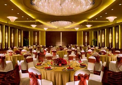 Beijing Marriott Hotel Northeast - Grand Ballroom - Chinese Style