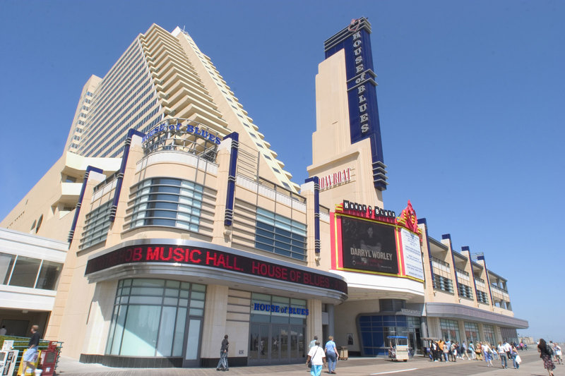 Hotel At Showboat - Atlantic City, NJ