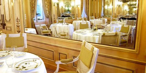 Chateau De Yeuse Cognac - Restaurant