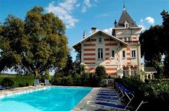 Chateau De Yeuse Cognac - Pool