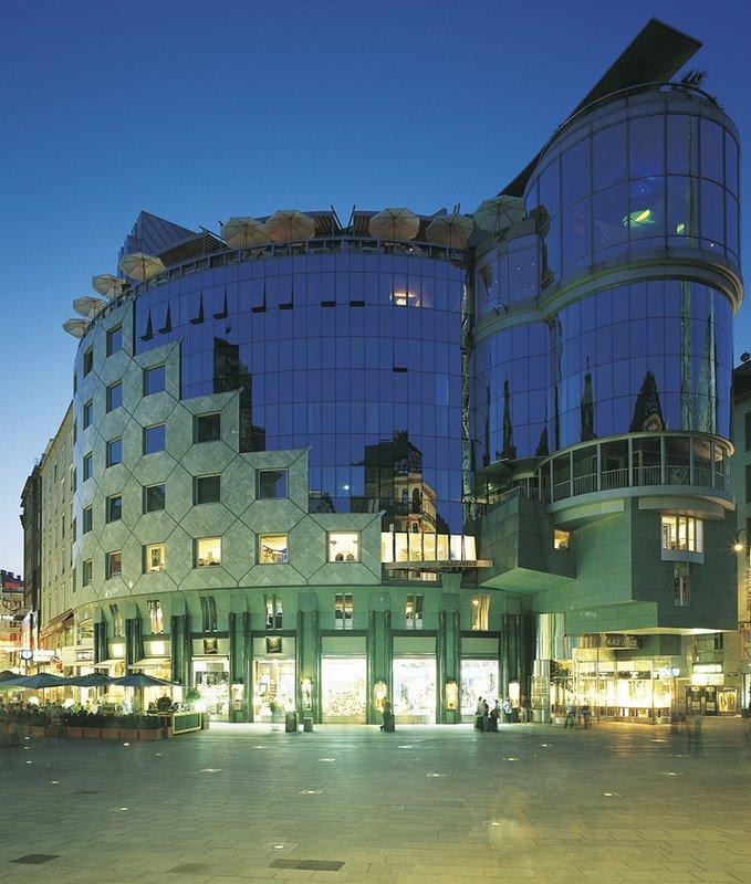 DO & CO Hotel Vienna Dış görünüş