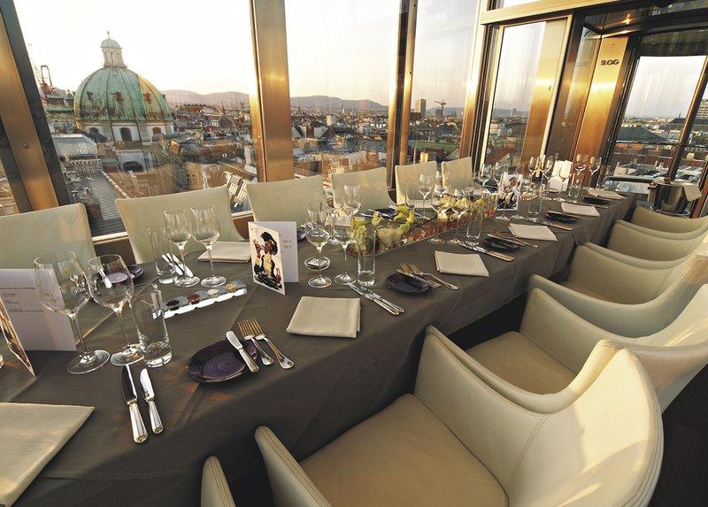 DO & CO Hotel Vienna Toplantı salonu