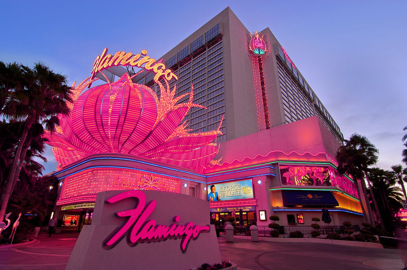 Flamingo Las Vegas, May 1, 2014 4 Nights