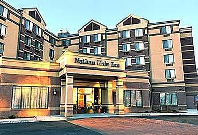 NATHAN HALE INN AND CONF CTR