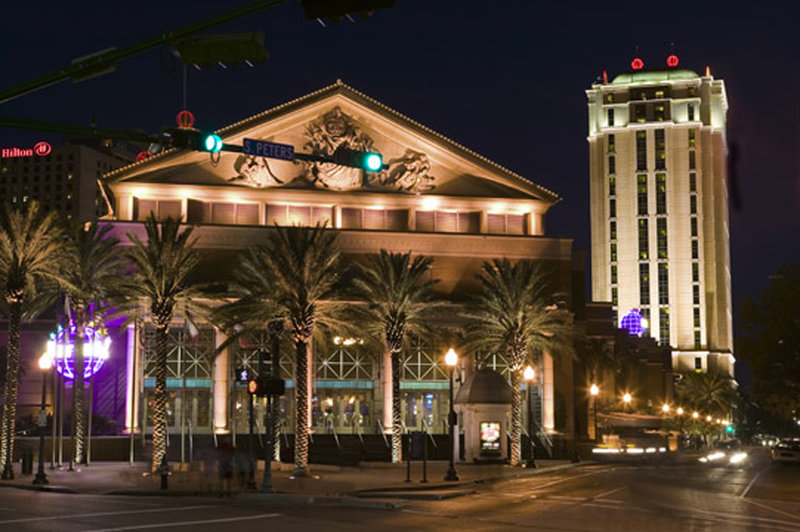 Harrah&#039;s New Orleans Casino &amp; Hotel New Orleans Hotels