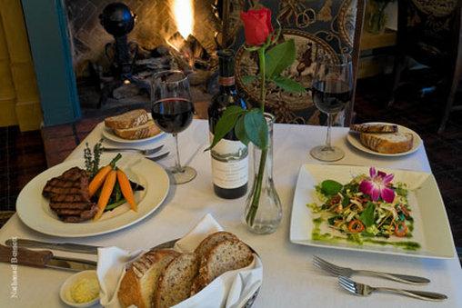 Hotel Whitcomb Gastronomy