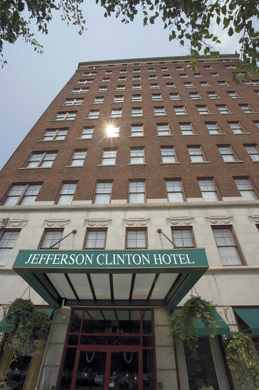 Jefferson Clinton Hotel - Syracuse, NY