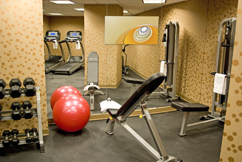 Courtyard Boston Copley Square - Fitness Center