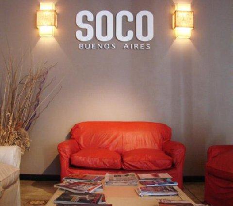 Soco Buenos Aires - Foto HALLOK