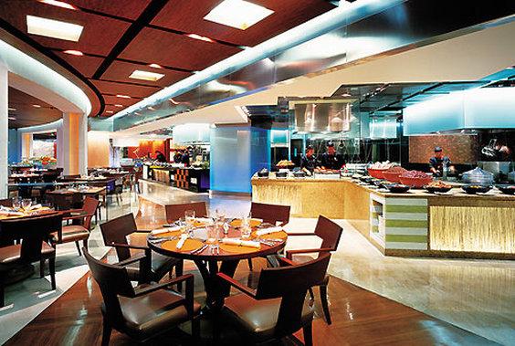 Makati Shangri La Manila Ресторанно-буфетное обслуживание