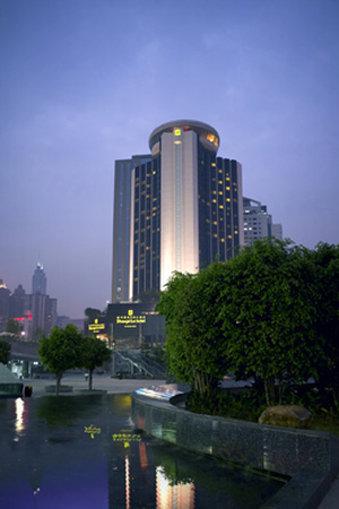 深圳香格里拉大酒店 外景
