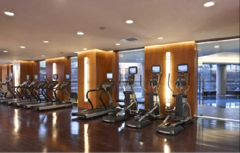 Traders Upper East Hotel, Beijing - Health Club