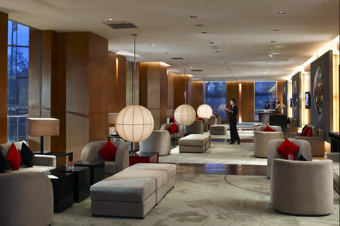 Traders Upper East Hotel, Beijing - Lobby Lounge