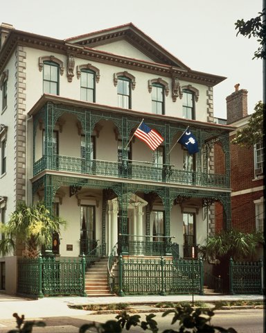John Rutledge House Inn - Exterior View