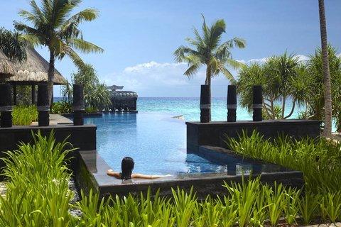 シャングリ ラ ボラカイ リゾート アンド スパ フィリピン - Pool View