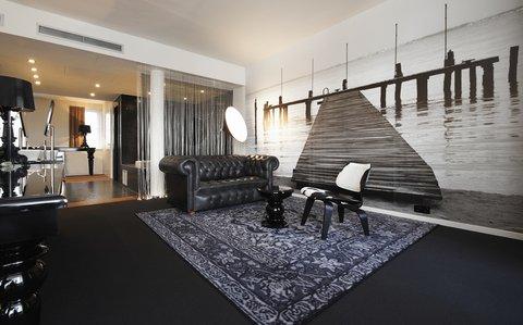 Designhotel UberFluss - Suite