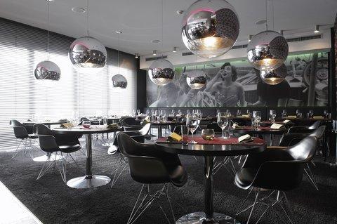 Designhotel UberFluss - Restaurant
