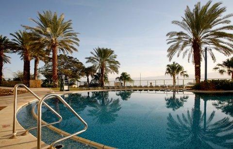 Leonardo Privilege Dead Sea - Pool View