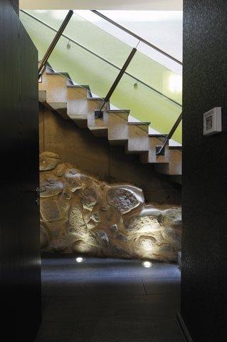 Designhotel UberFluss - Stairs