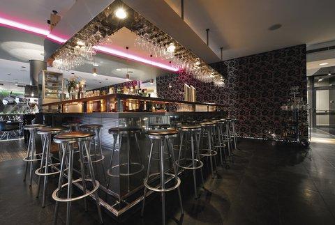 Designhotel UberFluss - Bar Lounge