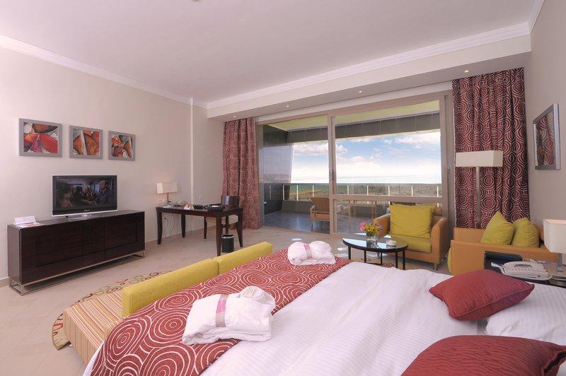 Radisson Blu Hotel Alexandria Odanın görünümü