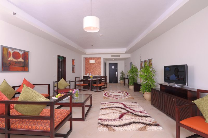 Radisson Blu Hotel Alexandria Apartament