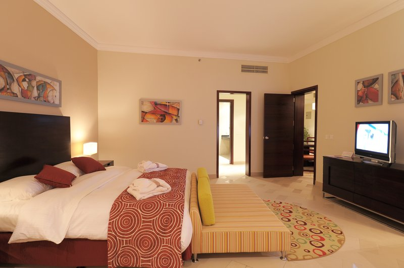 Radisson Blu Hotel Alexandria Apartmá