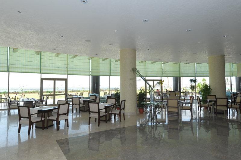 Radisson Blu Hotel Alexandria Gastronomi