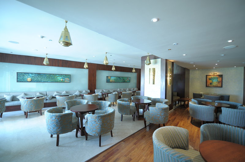 Radisson Blu Hotel Alexandria Bar/salónek