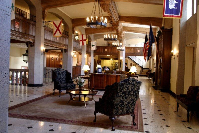 Thayer Hotel - West Point, NY