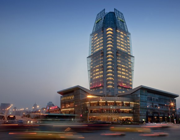 Radisson Plaza Hotel Tianjin Exterior view