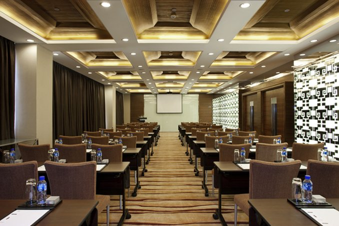 Radisson Plaza Hotel Tianjin Meeting room