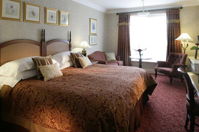 Radisson Blu St Helen's Hotel, Dublin Vista della camera