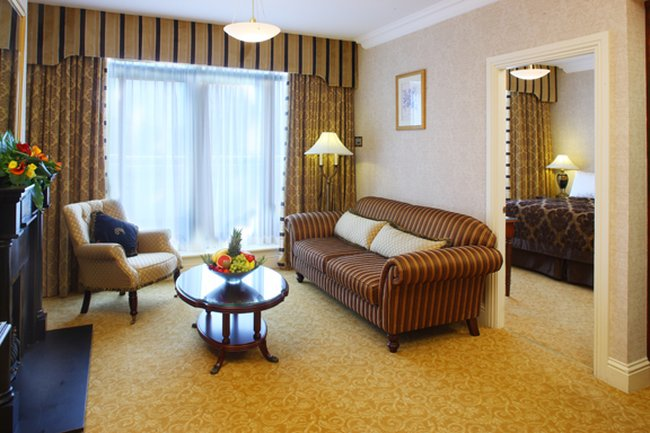 Radisson Blu St Helen's Hotel, Dublin Suite