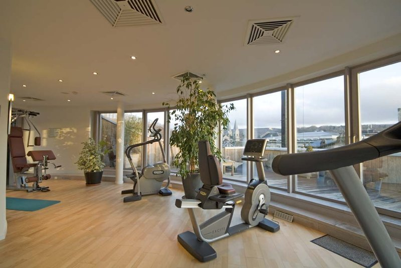 Radisson Blu Palace Hotel, Spa Fitness
