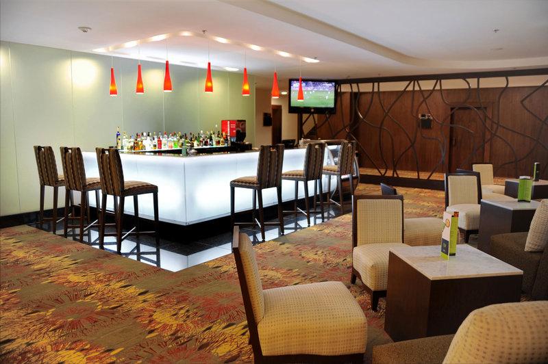 Radisson Hotel Flamingos 酒吧/休息厅