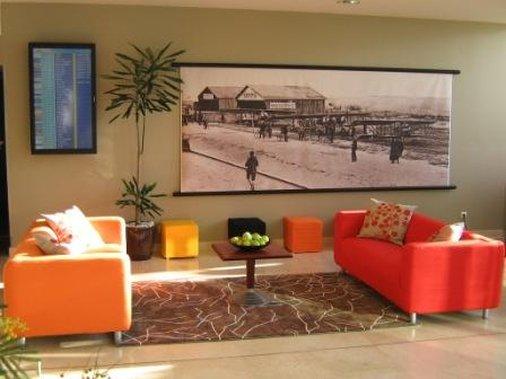 Park Inn by Radisson Nice Airport 前厅