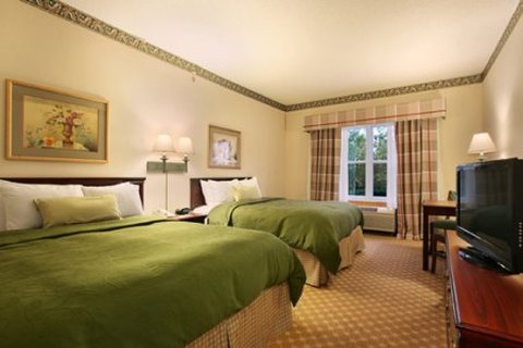 Country Inn and Suites Columbus Airport East - Double Queen Room