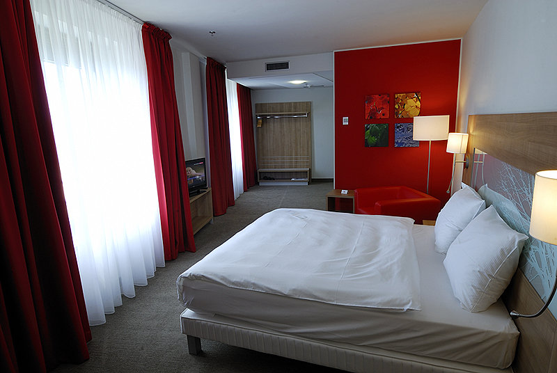 Park Inn Hotel by Radisson Ostrava Vista de la habitación